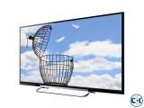 43 W800C SONY BRAVIA 3D TV