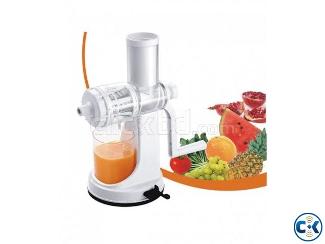 Fresh Juice Maker Non Electric  | ClickBD large image 0