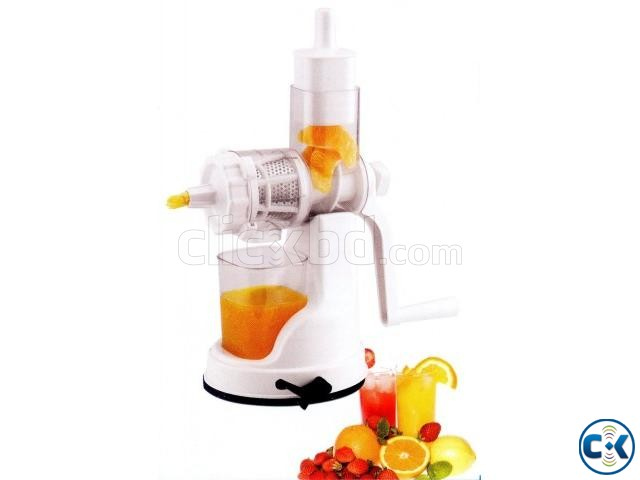 Fresh Juice Maker Non Electric  | ClickBD large image 1