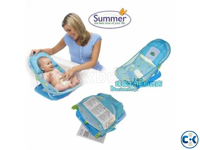 2 in 1 Baby Bather Relaxer | ClickBD large image 1