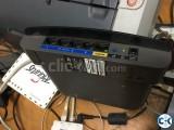 Cissco E2500 Dual band router