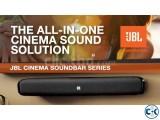 JBL SB350 2.1 soundbar with wireless subwoofer