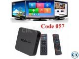 MXQ 4K Android Smart TV Box