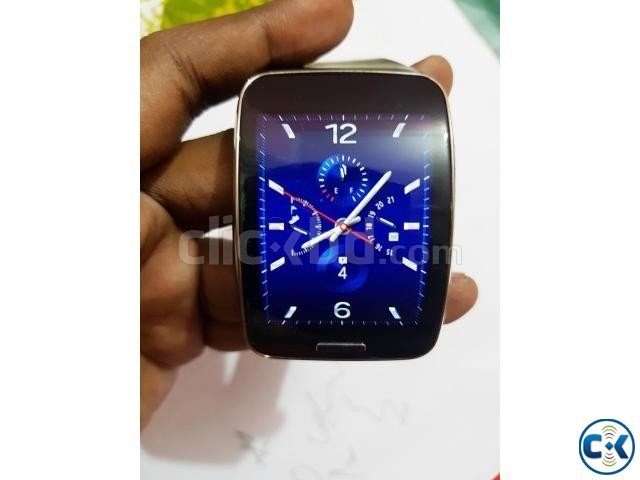 Samsung Gear S | ClickBD large image 0