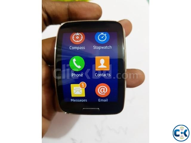 Samsung Gear S | ClickBD large image 2