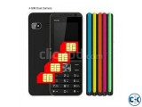 4 Sim Mobile With Warranty