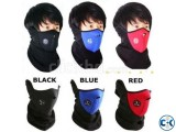 Bike Face Mask black