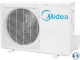 MIDEA 1.5 TON AC INTECT MALAYSIA latest model-