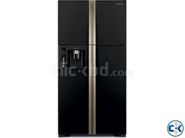 HITACHI Multi-Door Smart Fridge Model R-W720FPMSX | ClickBD large image 0
