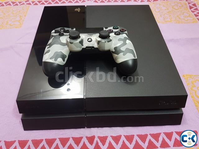 Playstation 4 500 Gb For Sell | ClickBD large image 0