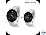 Combo of Men s Analog Watch Women s Analog Watches Bariho