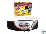 Vibro Shape Slimming Belt sweat slim belt men s women s co