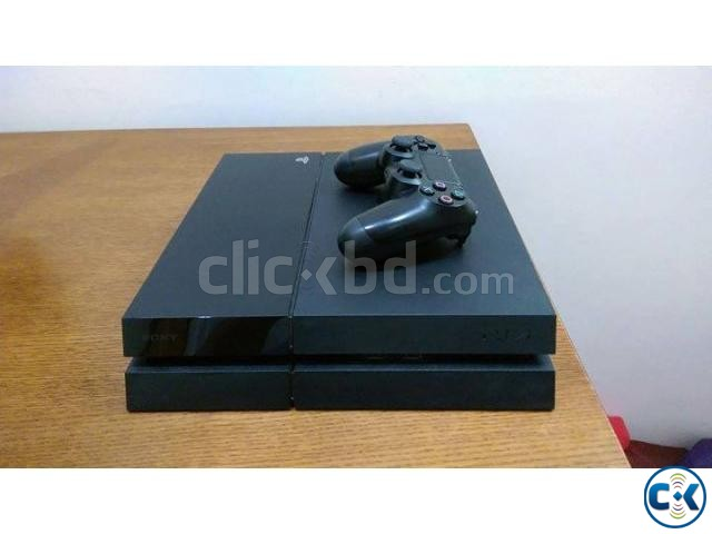 Playstation 4 500GB Console with DS4 Controller | ClickBD large image 0