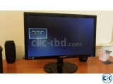 samsung 19 LED Monitor new