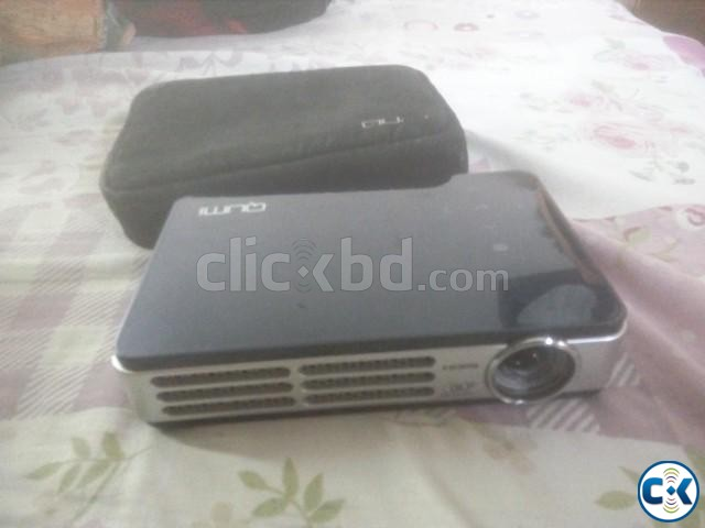 FULL FRESH VIVITEK QUMI Q5 POCKET PROJECTOR | ClickBD large image 2