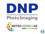 DNP DS RX1 Digital Photo Printer 1 Roll Paper Robbon