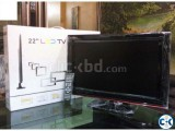 22 Inch Full HD LED Monitor Cum TV