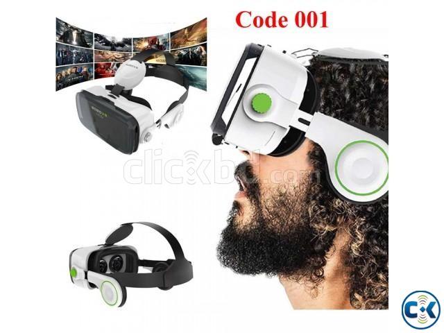 Original BOBO VR Z4 3d Glasses Code 001 | ClickBD large image 0