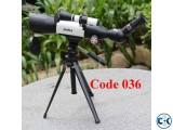Hi-Quality Jiehe Astronomy Space Telescope Code 036