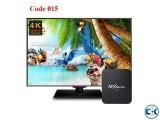 MXQ Pro Android Smart TV Box (2 GB Ram) Code 015