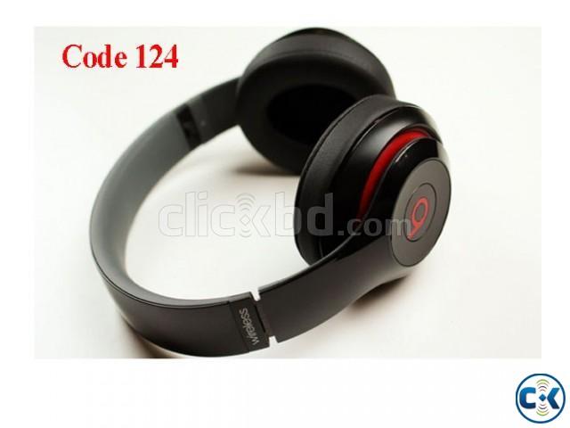 Beats Studio Wireless Bluetooth Headphone STN-13   ClickBD large image 0