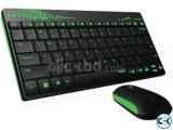 RAPPO 8000 Wireless Keyboard Mouse