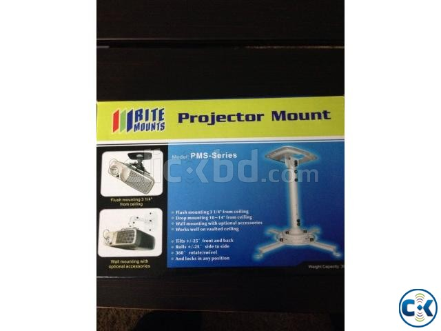 Rite Mount Projector Ceiling Hanger USA | ClickBD large image 0