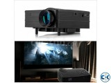 Portable home theater LED Mini Projector H100