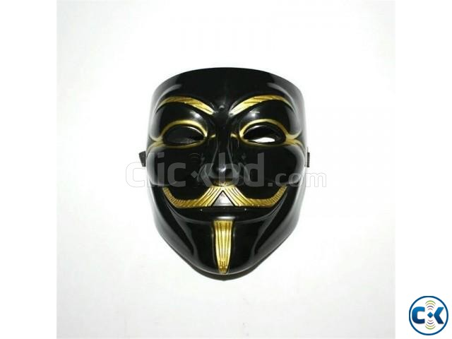 Vendetta Mask Anonymous mask Hacker mask | ClickBD large image 0
