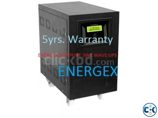 Energex Pure Sine Wave UPS IPS 3000VA 5yrs WARRENTY | ClickBD large image 0