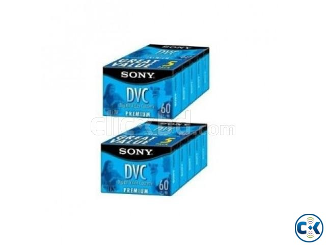 SONY MINI DV TAPE Model DVM60R3 | ClickBD large image 3