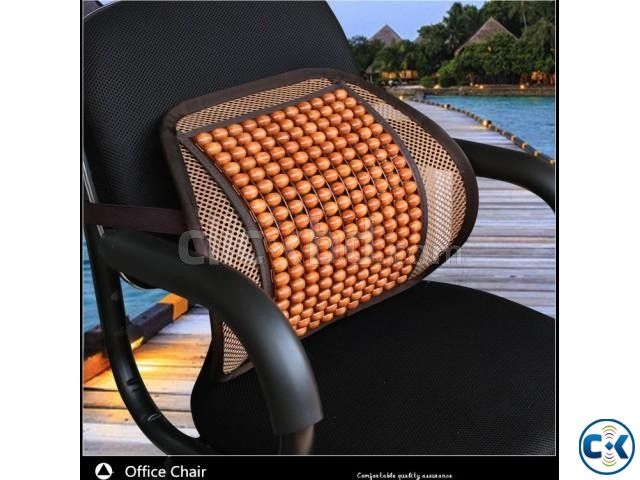 Original Sit Right For your Back Support for any chair sit  | ClickBD large image 4