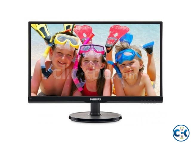 Philips 226V6Q 21.5 AH-IPS LED MONITOR | ClickBD large image 0