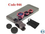 Any Mobile Camera Lens Code 046