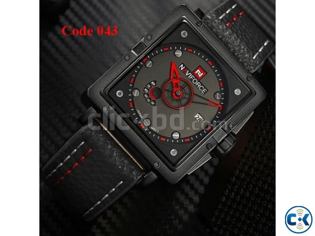 Naviforce Men s Wrist Watch Code 043 | ClickBD large image 0