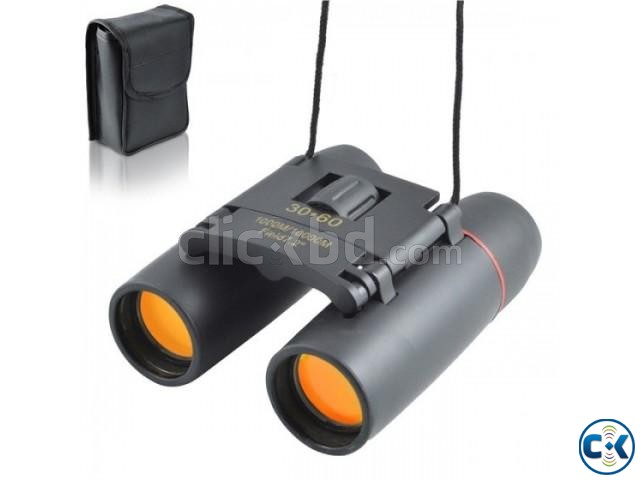 Russian Army Pocket Long Distance Binoculars- Code 060 | ClickBD large image 1