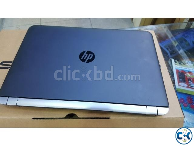 Hp ProBook G3 450 core i5 6th Gen | ClickBD large image 0