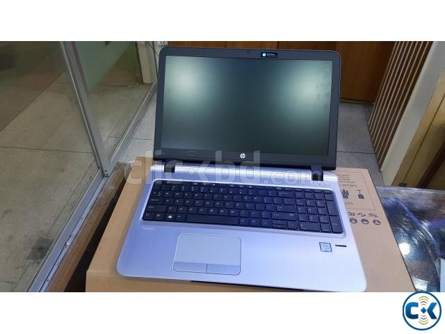 Hp ProBook G3 450 core i5 6th Gen | ClickBD large image 3