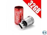 Exclusive Coca cola Pendrive 32GB