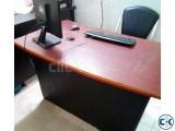 Secretariat Table