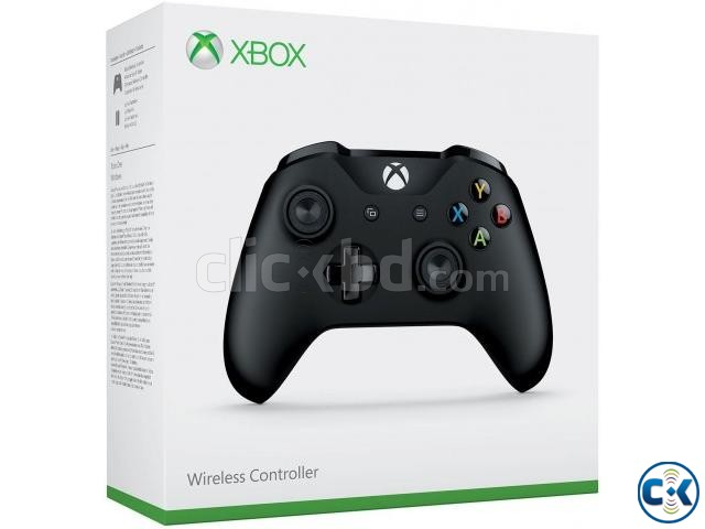 Xbox ONE Wireless Controller Black | ClickBD large image 0