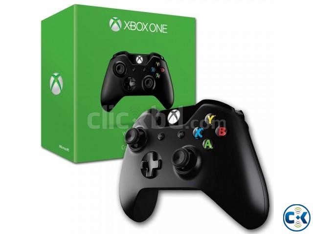 Xbox ONE Wireless Controller Black | ClickBD large image 1