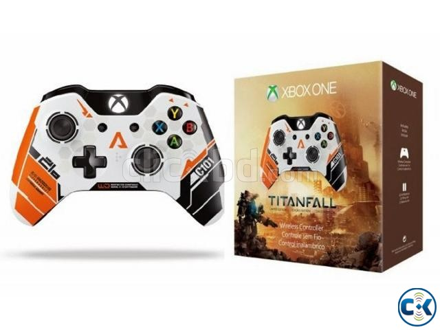 Xbox one Titanfall Limited Edition Wireless Controller | ClickBD large image 0