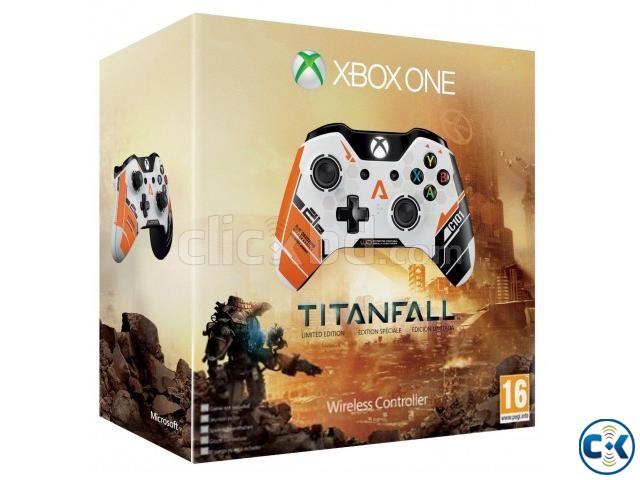 Xbox one Titanfall Limited Edition Wireless Controller | ClickBD large image 2