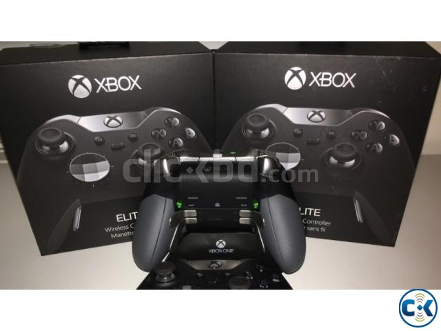 Xbox One Elite Wireless Controller | ClickBD large image 0