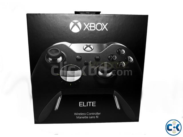 Xbox One Elite Wireless Controller | ClickBD large image 1