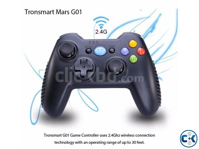 Tronsmart Mars G01 Wireless Bluetooth Game Controller | ClickBD large image 0