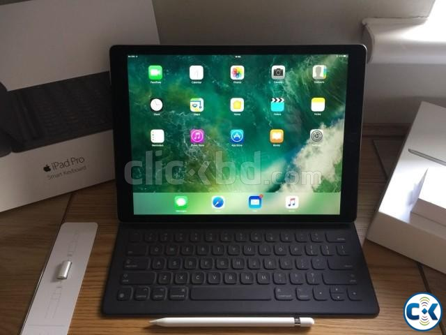 12.9in iPad Pro Wi Fi 4G Cellular. From Switzerland | ClickBD large image 1