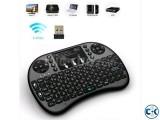 Rii i8 2.4G 92-Keys Wireless Mini Keyboard Mouse