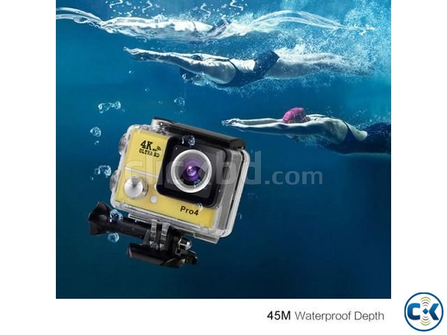 Pro4 WIFI Action Camera 4K 30FPS 2.0 LCD | ClickBD large image 3